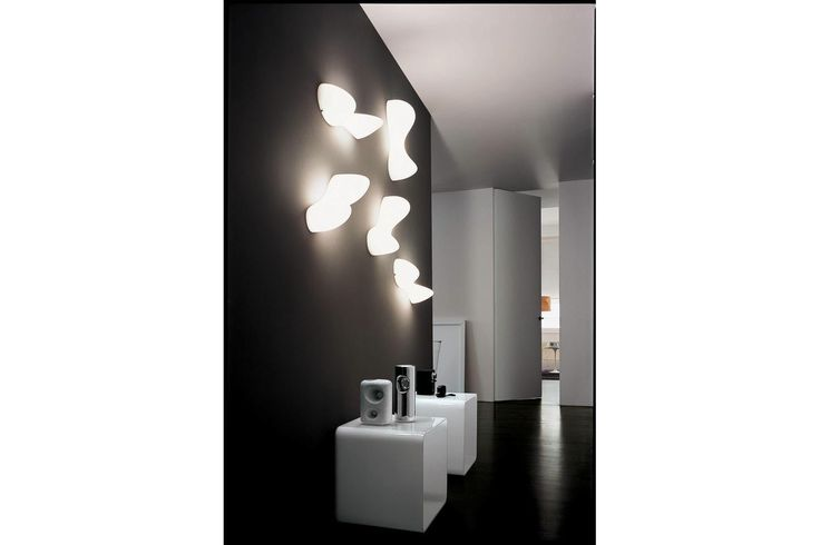 Blob S Ceiling/Wall Lamp by Karim Rashid for Foscarini