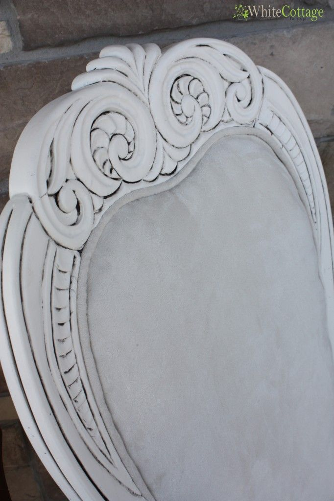 DIY Painting: {Tutorial} How To Glaze Painted Furniture