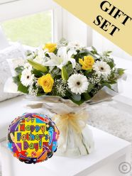 Sunshine Hand-tied & Father's Day Balloon