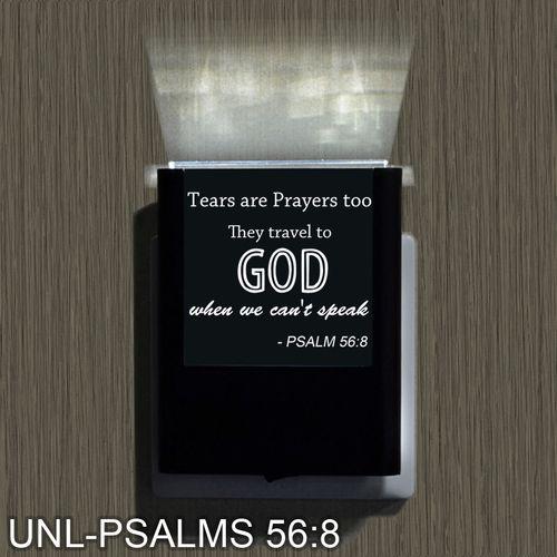 PSALMS 56:8