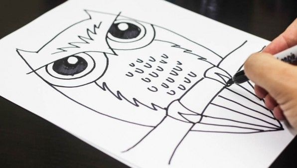 Step by step instructions for teaching kids how to draw all different things. Cool Site -- JEP
