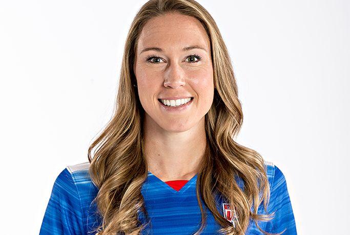 Whitney Engen 2015 FIFA Women's World Cup - U.S. Soccer