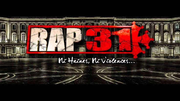 """JESX2 / MACA / REDA - """"Entre à l'interieur"""" - by RAP 31 L'album RAP31 """"Ni haines, ni violences..."""" en prévente sur www.rap31.com (édition limitée a 1000ex)  Sortie officiel Lundi 5 Mai"""