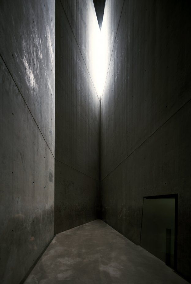 Visions of an Industrial Age // ::: Jewish Museum Interior 'Holocaust Tower'