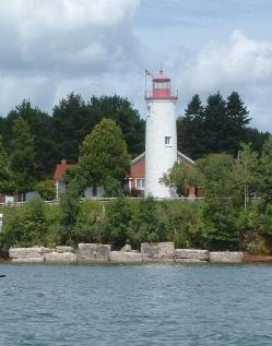 Lake Linden Vacation Rentals - Jacobsville Lighthouse Inn Bed and Breakfast
