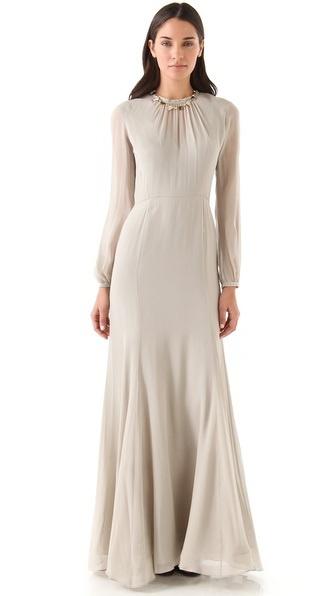 MADEMOD | Theyskens' Theory Dacky Felta Dress | SHOPBOP | $238.50