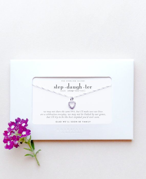 Wedding Gift For Future Step Daughter : Step Daughter, Wedding Gift, Engagement Gift, Stepdaughter Poem, Gift ...