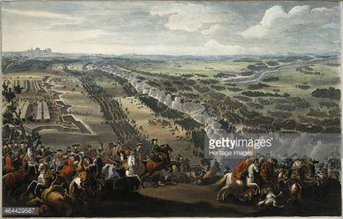 04-03 The Battle of Poltava on 27th June 1709, after 1724.... #poltava: 04-03 The Battle of Poltava on 27th June 1709, after… #poltava