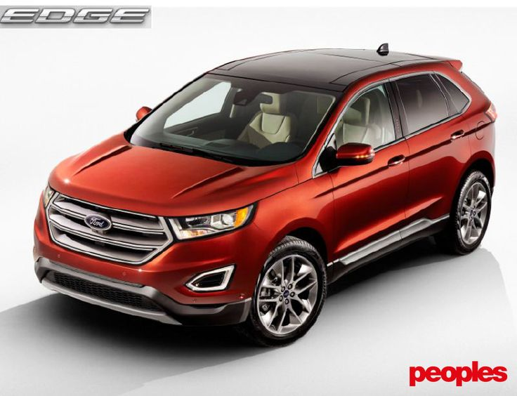Ford Edge Specifications And Redesign Autobaltika Com