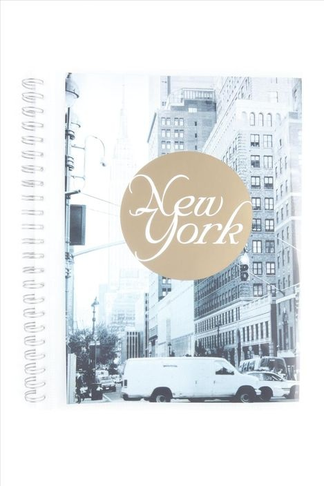 NEW YORK typo folder