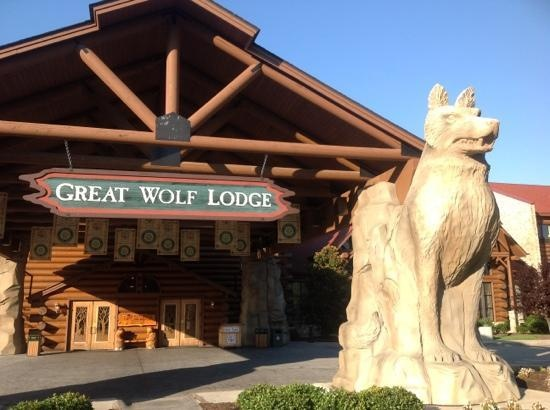 Great Wolf Lodge, Williamsburg, Virginia