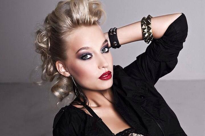 #MakeUp: #DollyJacsó Modell: Pásztor Anna #hungarianmakeup