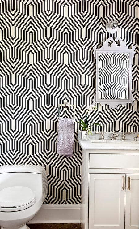 The 25 best Black and white wallpaper ideas on Pinterest