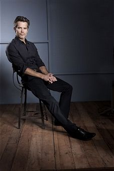 Actor Timothy Olyphant is photographed for TV Guide Magazine on January 15, 2011 in Los Angeles, California.