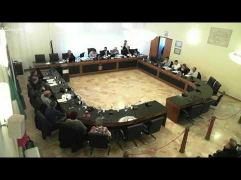 Consiglio Comunale del 29/04/2016 - YouTube