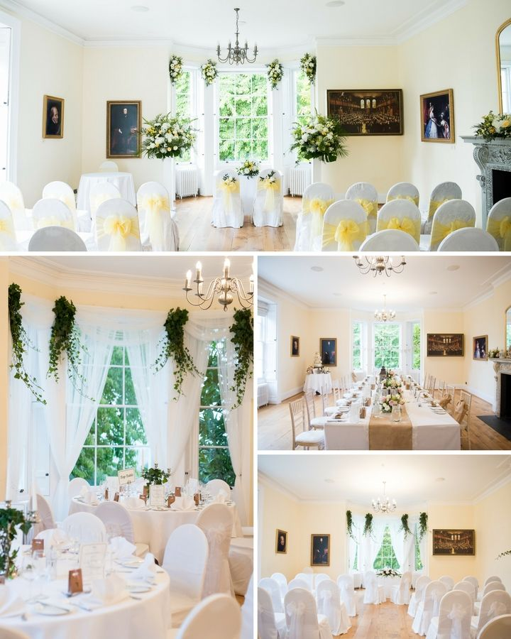 intimate wedding venues south england%0A Your perfect wedding at Pembroke Lodge