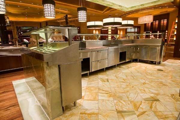 68 mejores im genes sobre cocinas industriales en for New york based architecture firms