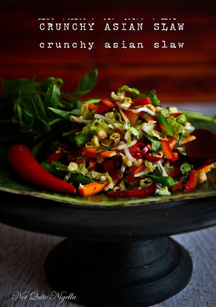 Asian Slaw Recipe