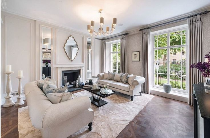 Dawn Ward, who is a property developer and interior designer, renovated the London propert...