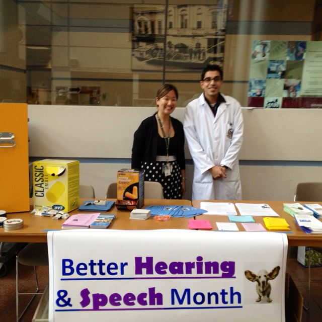 Happy Better Hearing and Speech Month! | May speech