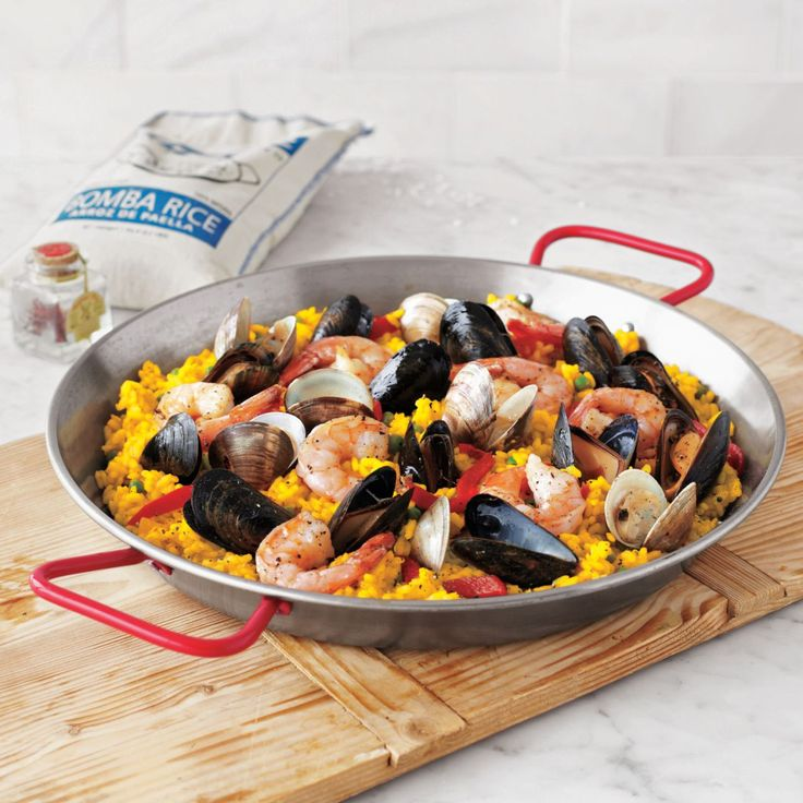 Spanish Paella Pans | Sur La Table