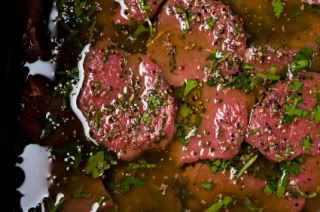 Fantastic Meat Marinades - will have to check if they would be good for chicken... because a GOOD piece of meat doesn't need marinades (per a meat man's daughter)!