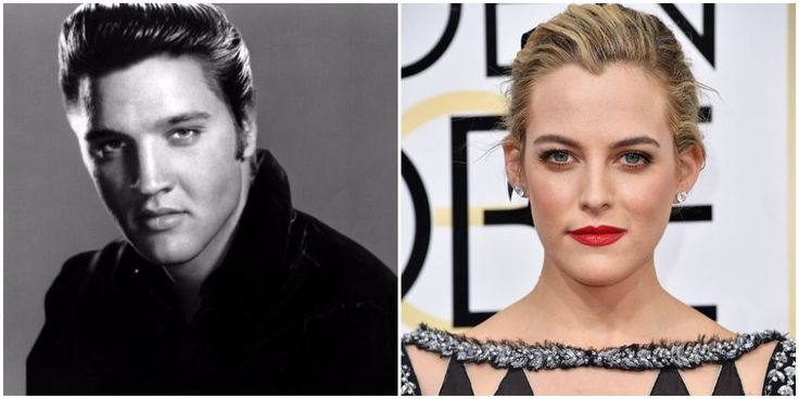 Elvis Presley's Granddaughter Is All Grown Up and Looks Just Like Him  - CountryLiving.com