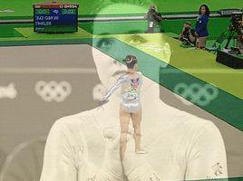 WOGymnastika: Amy Tinkler's Olympic Bronze Medal Winning Floor R...