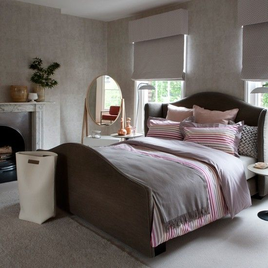 84 Best Images About Bedroom Ideas On Pinterest | Grey Walls
