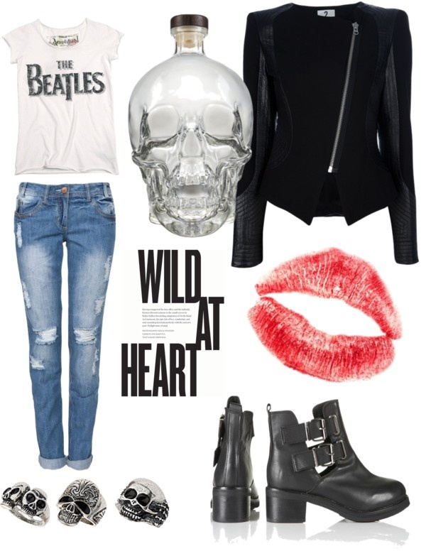 """casual #4"" by ziasmin on Polyvore"