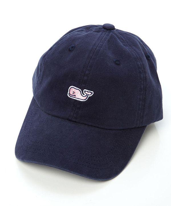 Vineyard Vines - Whale Logo Baseball Hat