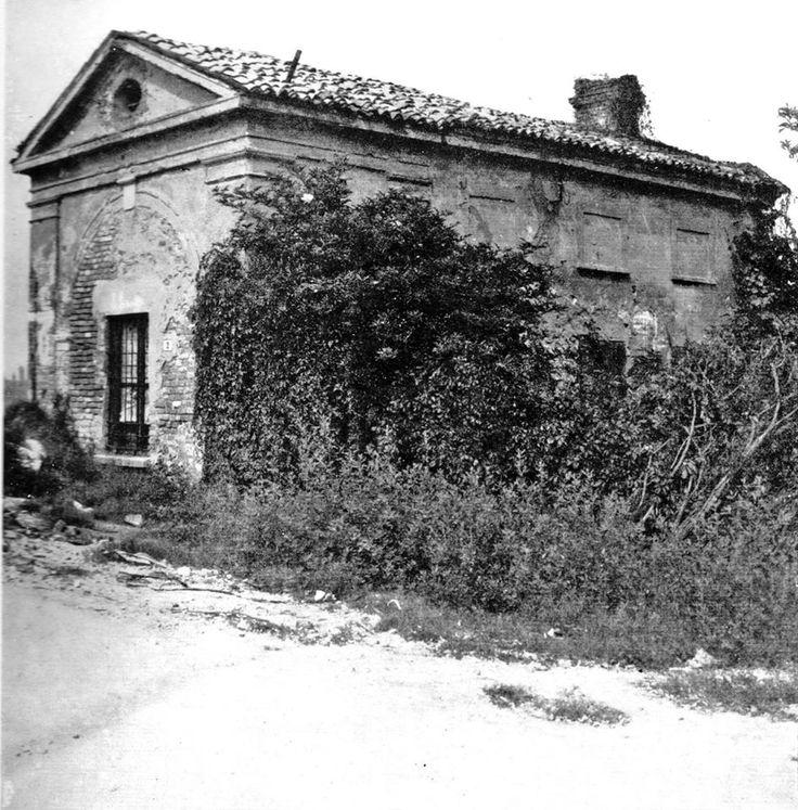VICOLO MAESTRO - MN La casa del boia