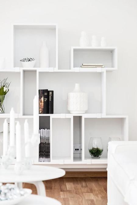 Die besten 25+ Stackable shelves Ideen auf Pinterest Bad - designer mobel bucherregal