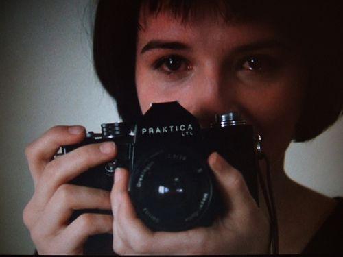 Juliette Binoche (Tereza, The Unbearable Lightness of Being)