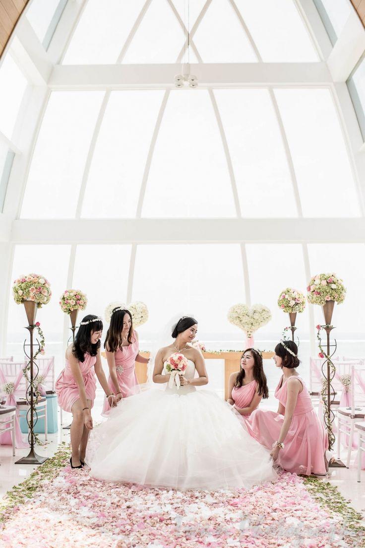 The Ritz Carlton, Bali – Bali Wedding – Emma & Chris » Bali Wedding Photographer