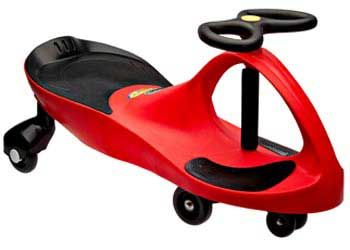 The Plasma Car uses the most inexhuastible of energy sources - kid power. Hours of fun for the kids, this plasma car is built to last. $89.90 plus shipping from chalk.com.au