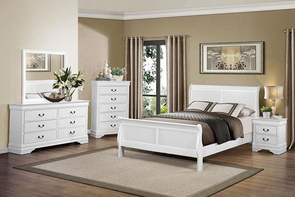 Bedroom Sets Queen Furniture, Queen Bedroom Set With Mattress