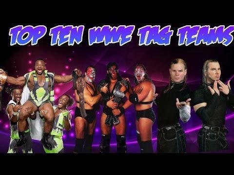 The Best Tag Teams In WWE