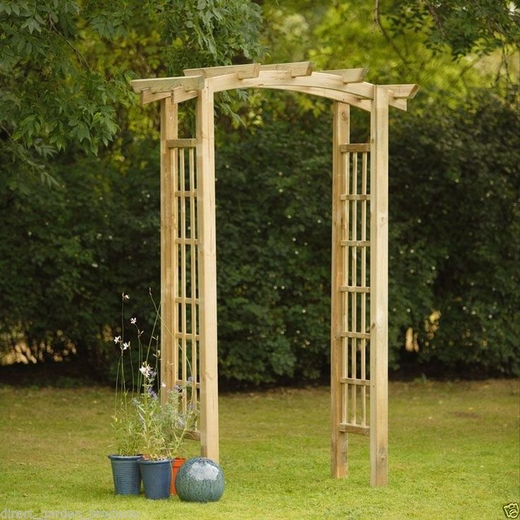 15 best Garden Arch Ideas images on Pinterest Garden arches