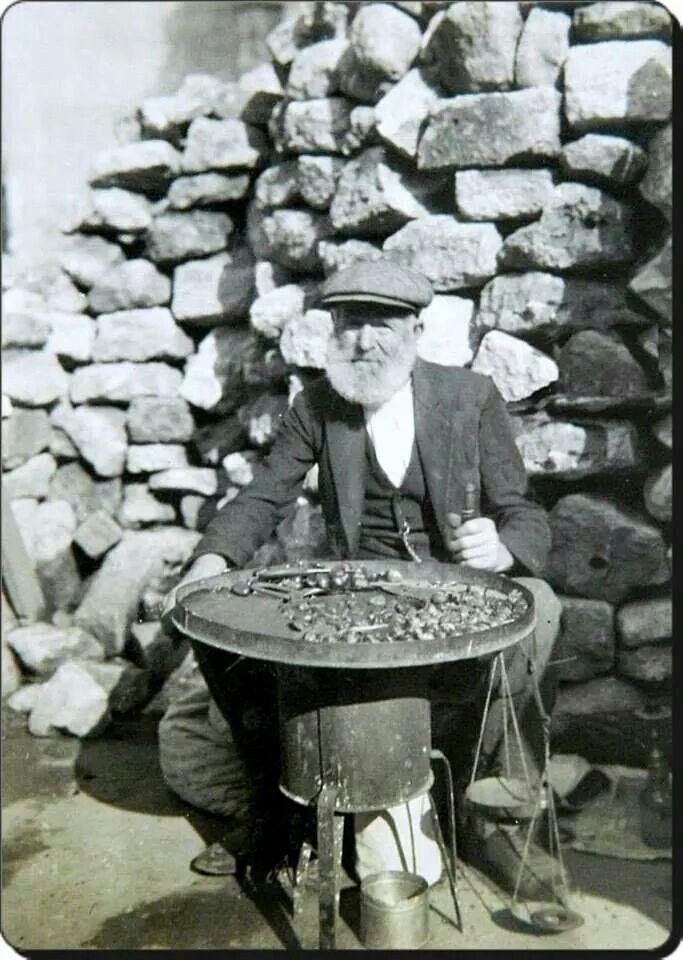 Kestane kebapci 1920ler