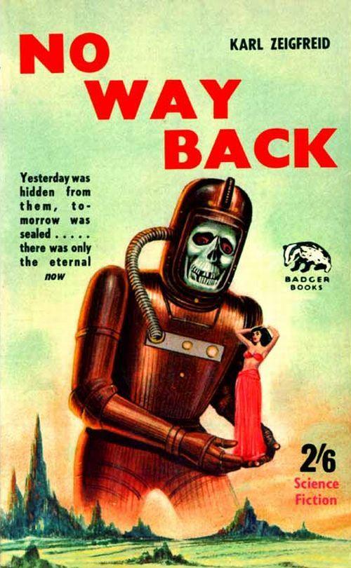 1000+ images about Retro Futurism & Vintage Sci-Fi on Pinterest ...