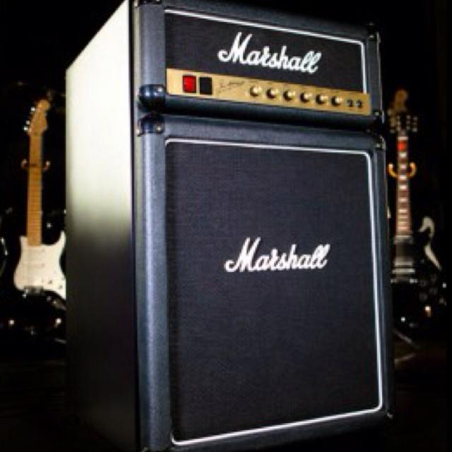 Marshall fridge!