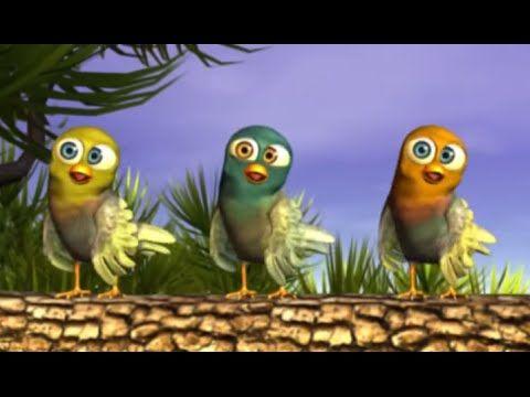 "Pajaritos a Bailar. ""Los Videos de las Canciones de la Granja"" ENGLISH VERSION ► https://www.youtube.com/watch?v=6CktF4gkAa0&list=UUns6sGDoRVhrND8npcvGLSw KA..."