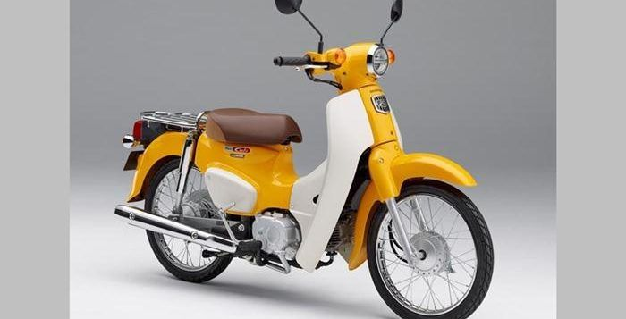 3 Model Honda Super Cub Terbaru, Klasik Tapi Modern
