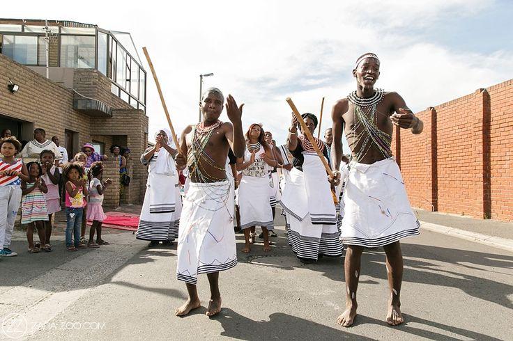 Traditional African Wedding - Unathi & Bongani