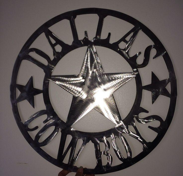 Dallas Cowboys Wall Art Cowboys Custom Design Football