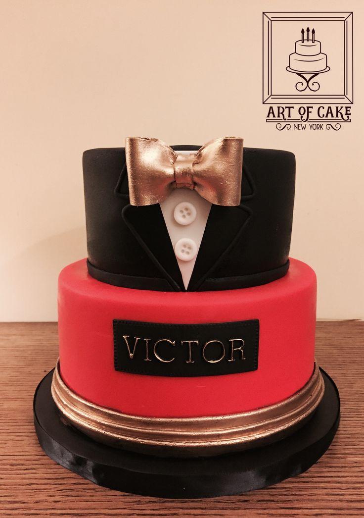 59 Best Tuxedo Cakes Images On Pinterest Tuxedo Cake