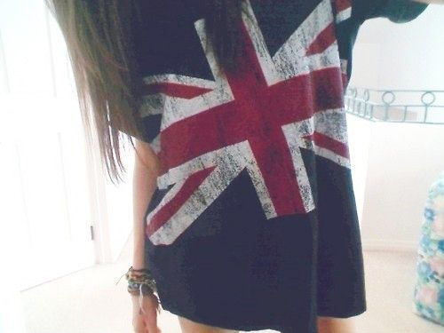 British flag shirt, NEED.