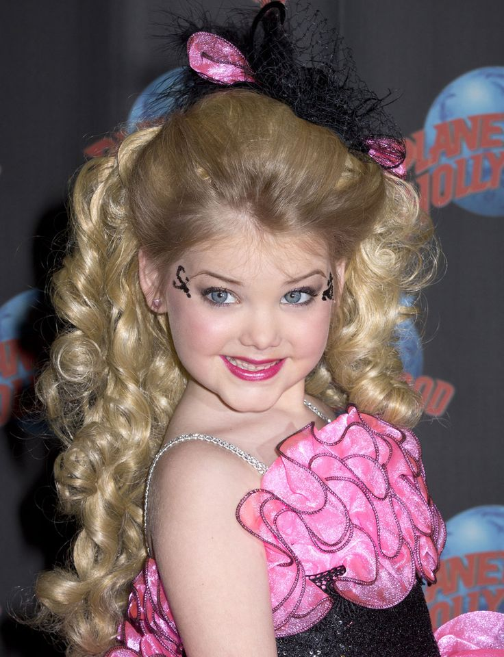 Media Analysis Paper Toddlers and Tiaras