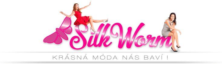 Dámské šaty, Silk Worm SK